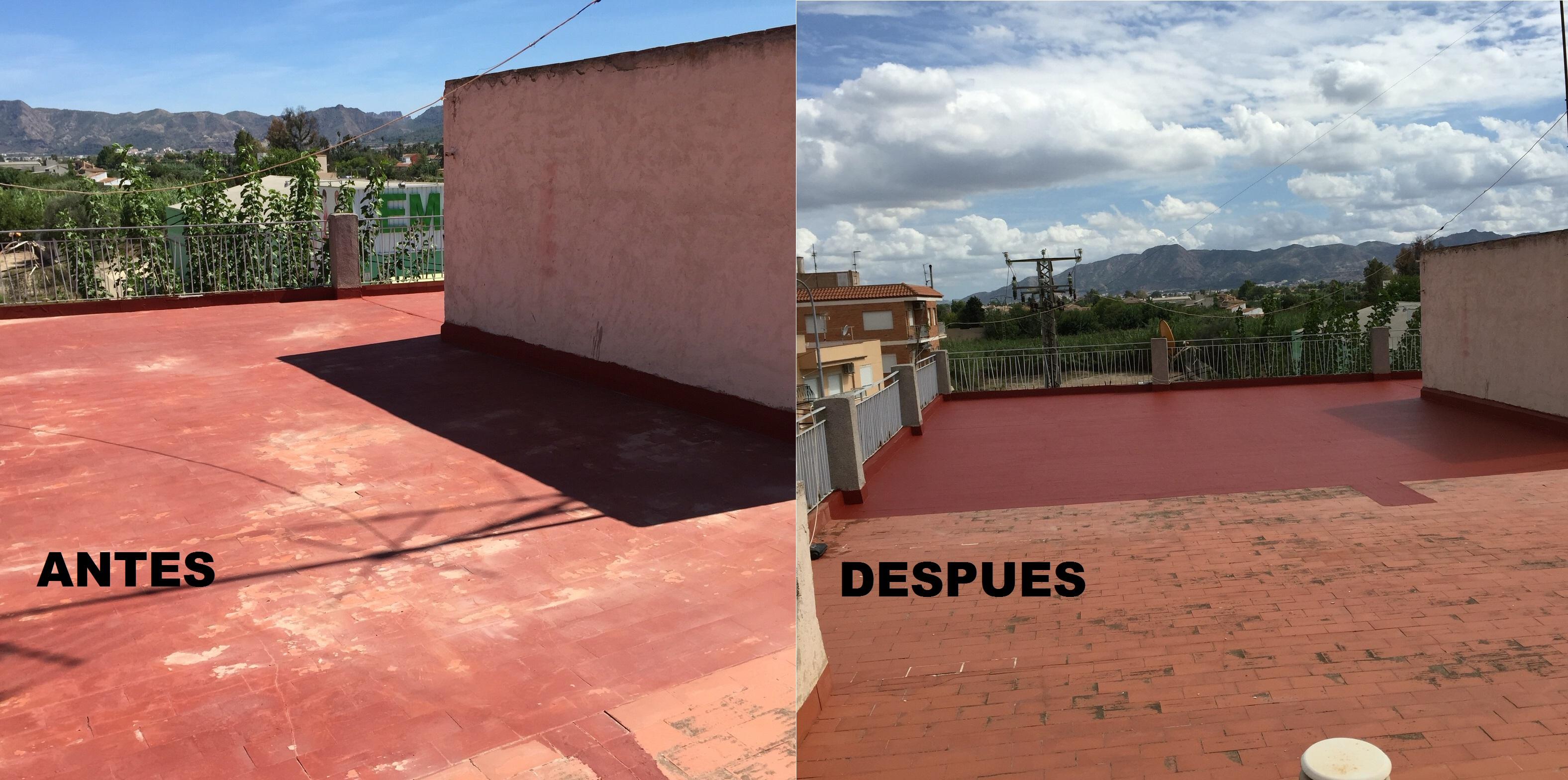Pintura impermeabilizante terraza - Pintura impermeabilizante terrazas ...